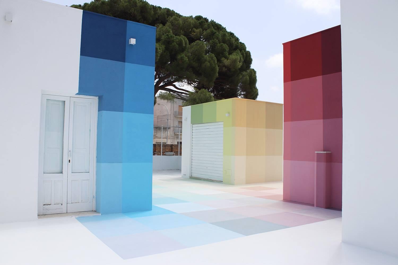 86+73, la nuova opera di Alberonero in Sicilia | Collater.al 3