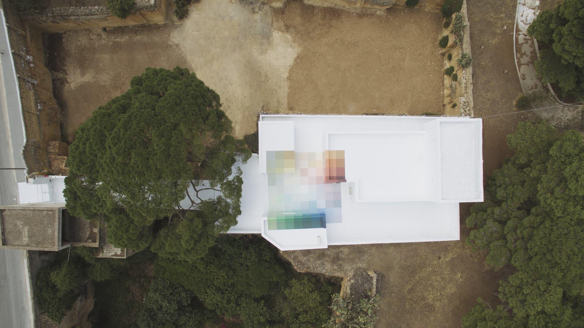86+73, la nuova opera di Alberonero in Sicilia | Collater.al 4