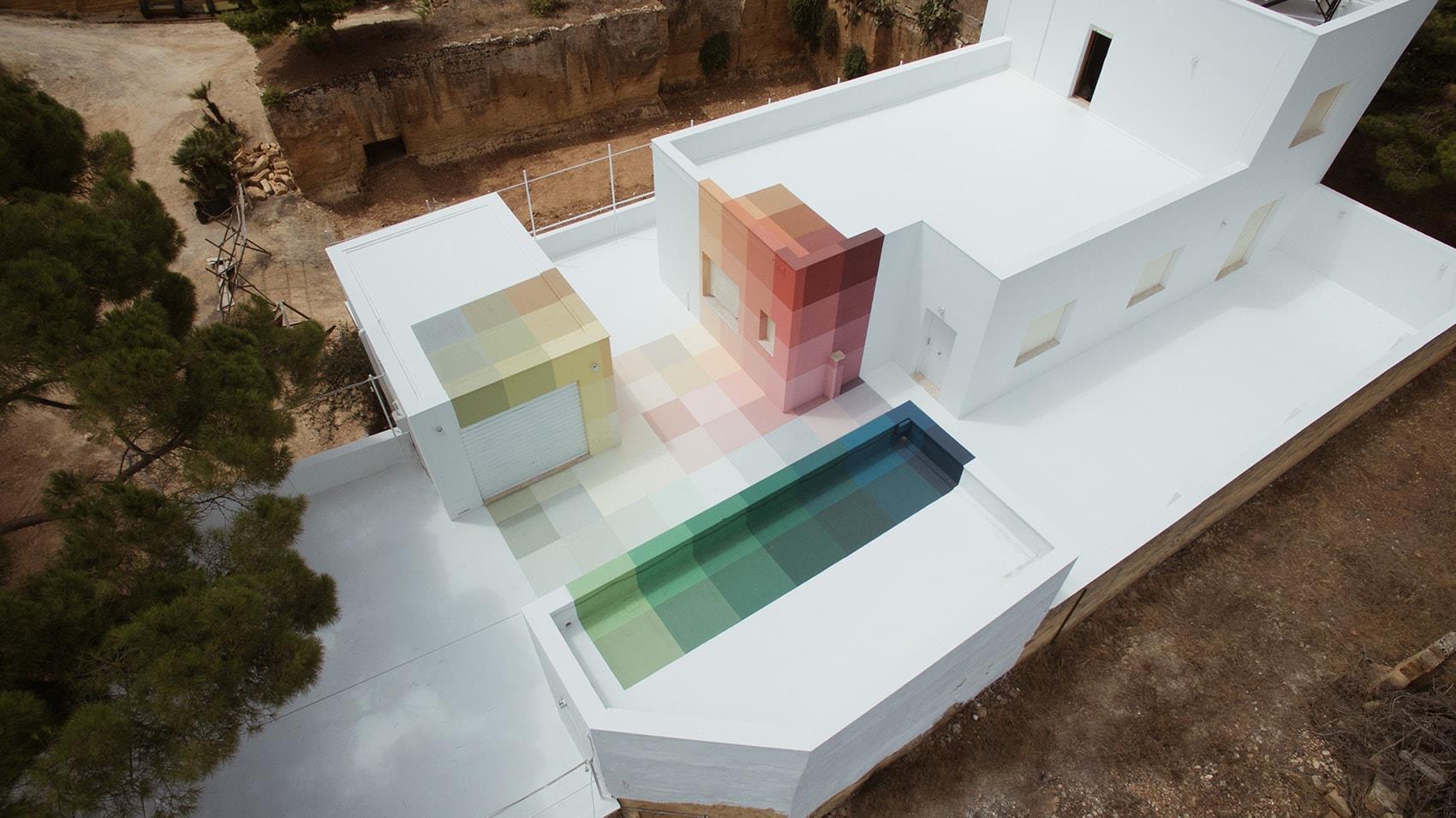 86+73, la nuova opera di Alberonero in Sicilia | Collater.al 6
