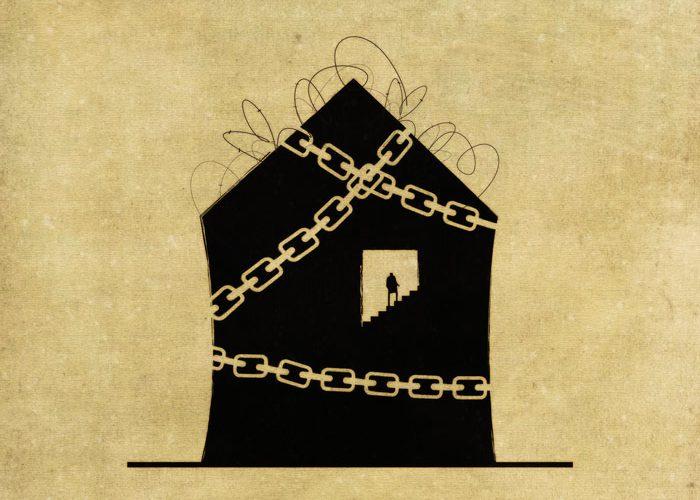 Archiatric di Federico Babina, a ogni disturbo mentale la sua casa