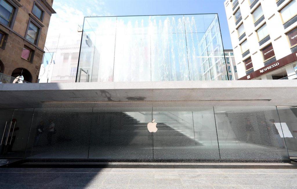 Apple Piazza Liberty | Collater.al