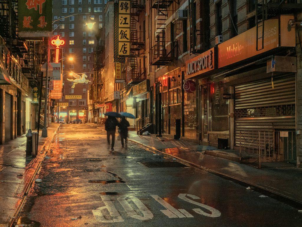 Chinatown New York, Ra...