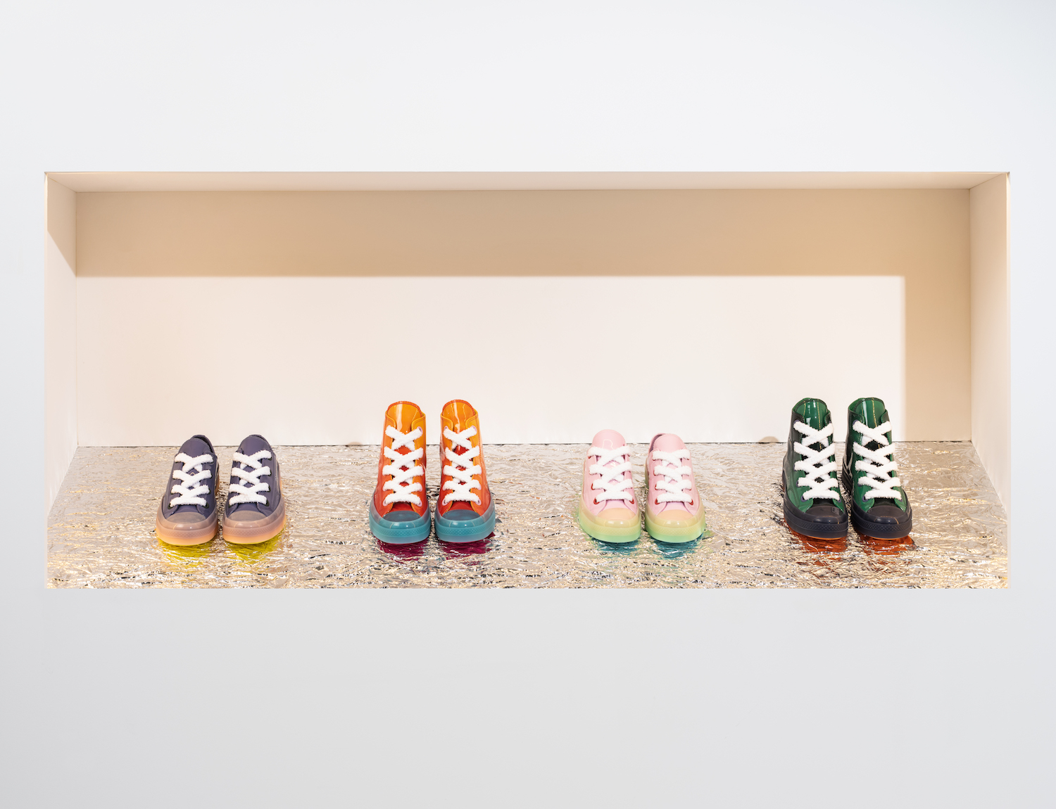 Converse x JW Anderson Chuck 70 Toy | Collater.al 1