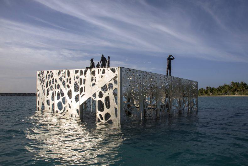 Coralarium, una scultura per dare nuova vita agli oceani
