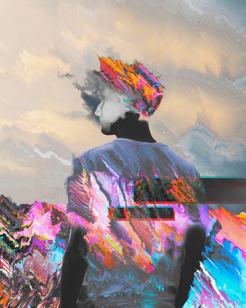 Dorian Legret, visioni astratte di un artista digitale | Collater.al 1