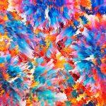 Dorian Legret, visioni astratte di un artista digitale | Collater.al 15