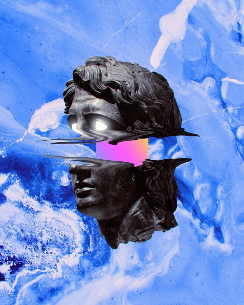 Dorian Legret, visioni astratte di un artista digitale | Collater.al 7