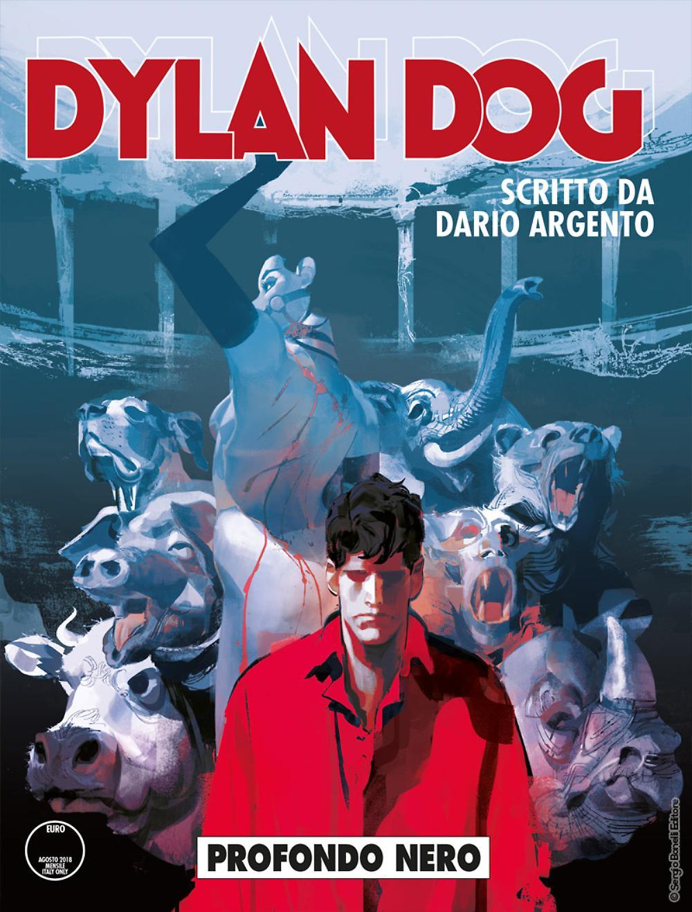 Dylan Dog secondo il maestro dell'horror Dario Argento | Collater.al 1