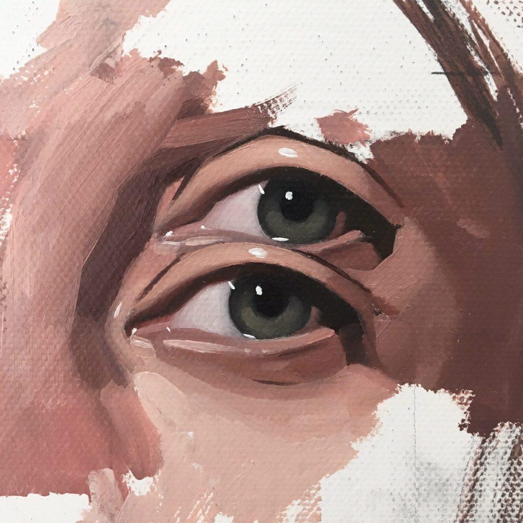 Emilio Villalba cattura i sentimenti nei suoi dipinti astratti | Collater.al 1