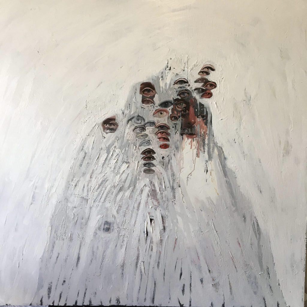 Emilio Villalba cattura i sentimenti nei suoi dipinti astratti | Collater.al 2