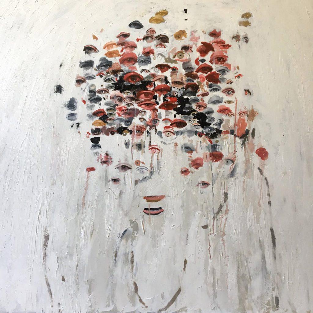 Emilio Villalba cattura i sentimenti nei suoi dipinti astratti | Collater.al 3