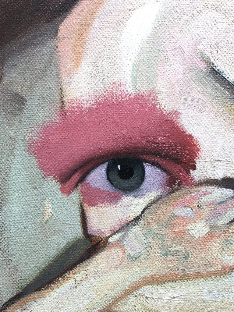 Emilio Villalba cattura i sentimenti nei suoi dipinti astratti | Collater.al 4
