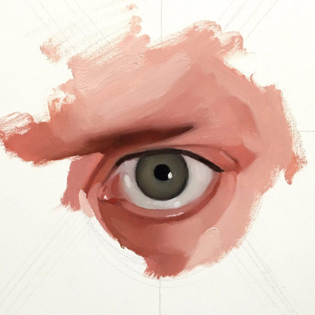 Emilio Villalba cattura i sentimenti nei suoi dipinti astratti | Collater.al 5
