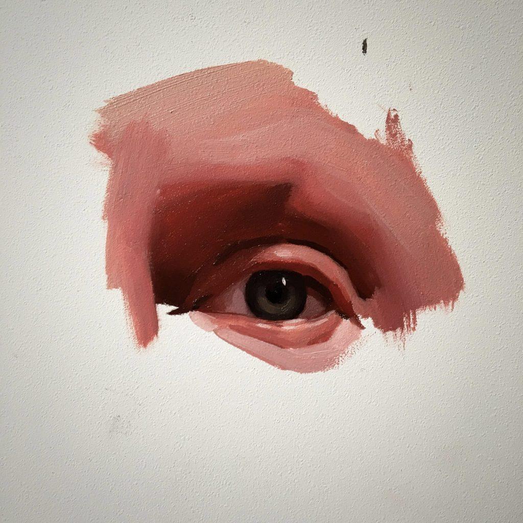 Emilio Villalba cattura i sentimenti nei suoi dipinti astratti | Collater.al 7