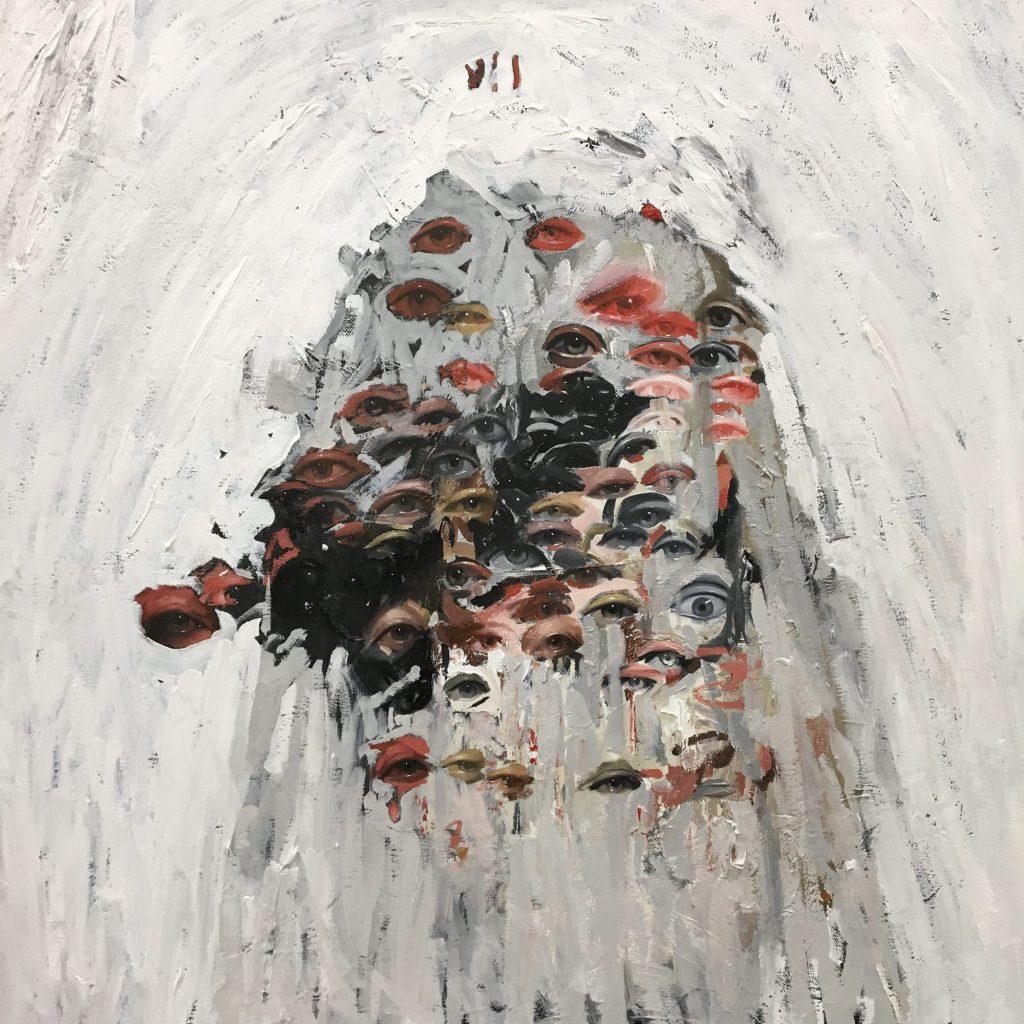 Emilio Villalba cattura i sentimenti nei suoi dipinti astratti | Collater.al 8