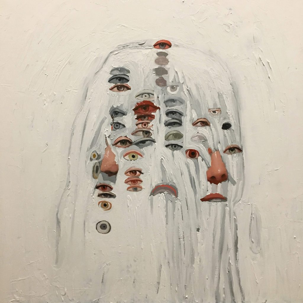 Emilio Villalba cattura i sentimenti nei suoi dipinti astratti | Collater.al