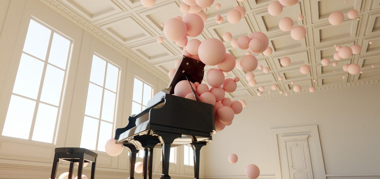 Filling Spaces, la musica prende forma nel lavoro di Federico Picci