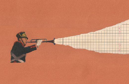 Fitacola, il progetto di art collage dei partners Quitério