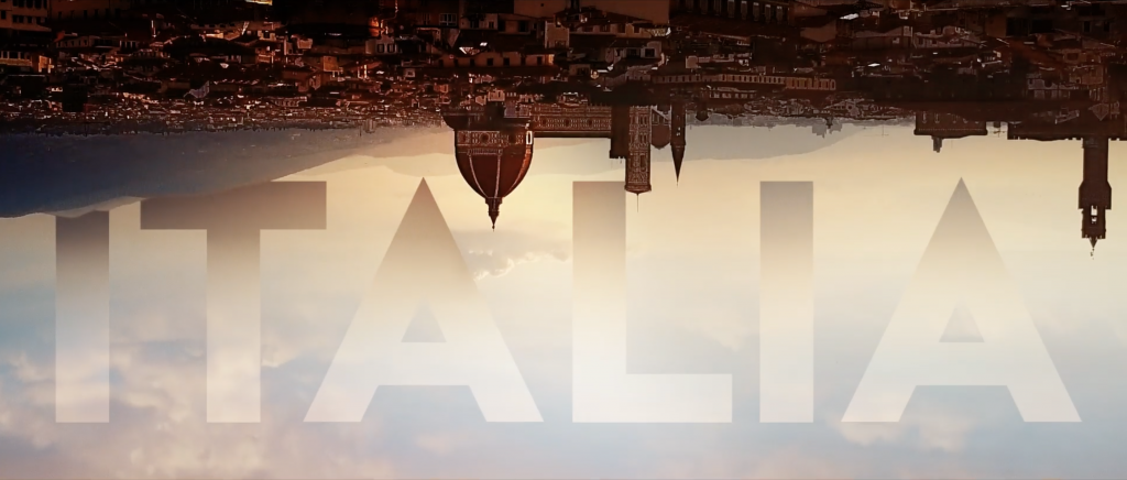ITALIA WHERE WOW BELONG | Collater.al