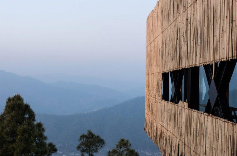 Il Kumaon Hotel, un rifugio di lusso sull'Himalaya