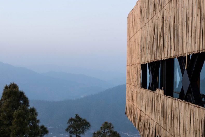 The Kumaon Hotel, a luxury retreat on the Himalayas