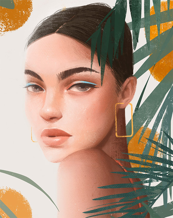 La moda secondo le illustrazioni di Janice Sung   Collater.al 1