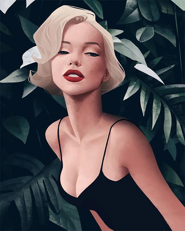 La moda secondo le illustrazioni di Janice Sung   Collater.al 5