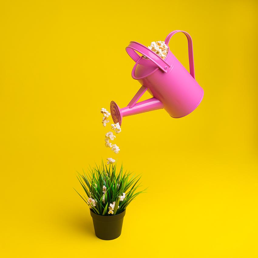 Le foto minimaliste e colorate di Jaime Sanchez | Collater.al