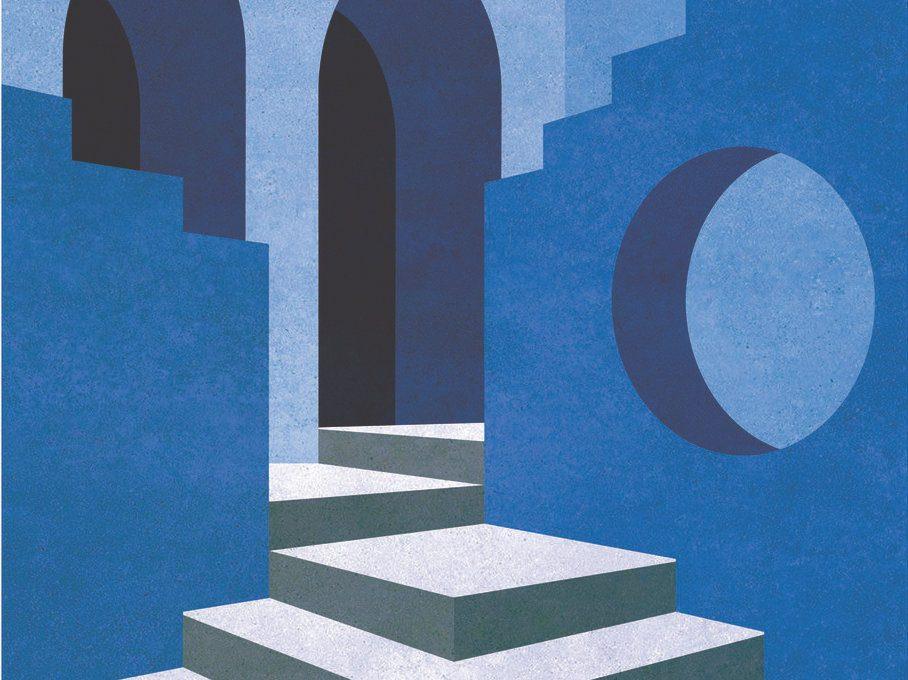 Le illustrazioni architettoniche di Charlotte Taylor