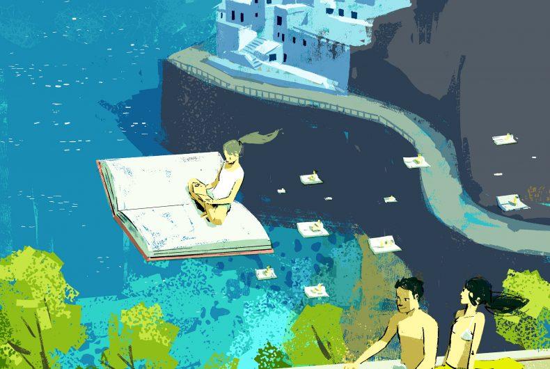 Magical illustrations by creative artist Oriol Vidal