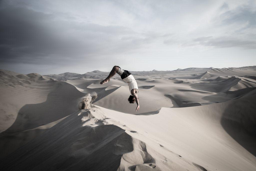 Leo Coulongeat ci porta a scoprire il deserto del Perù | Collater.al