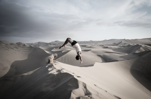 Leo Coulongeat leads us to discover the desert of Peru