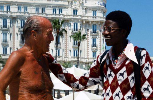 Martin Parr porta Gucci a Cannes per la cruise collection 2019