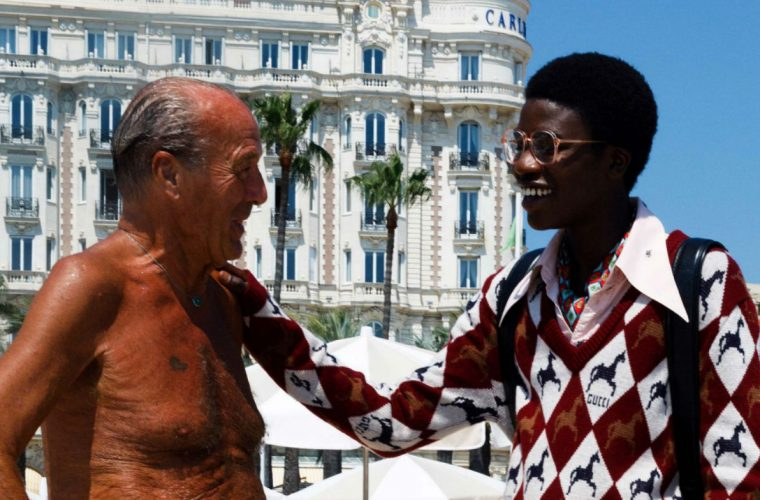 Martin Parr porta Gucci a Cannes per la cruise collection 2019