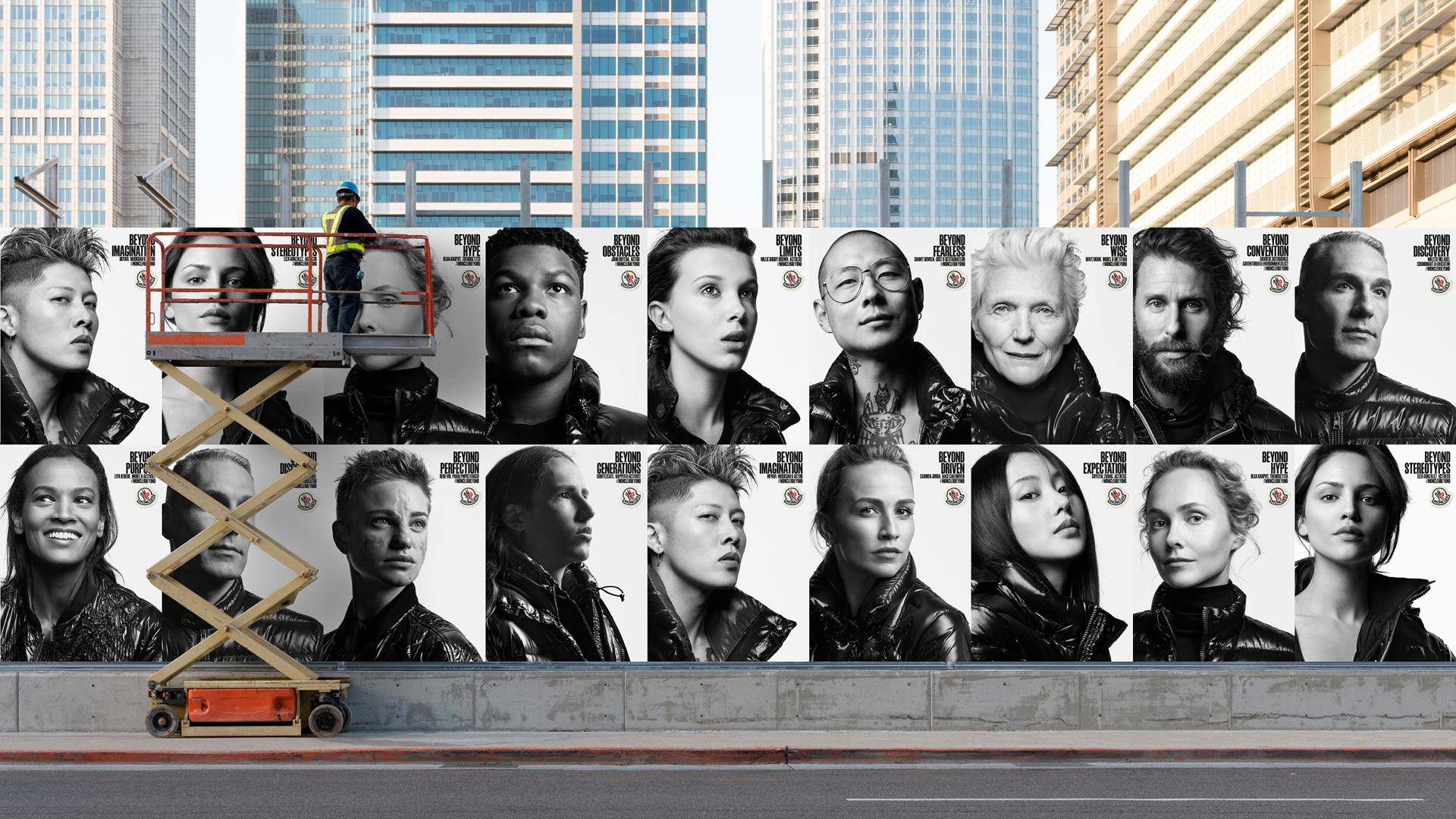 Moncler lancia Beyond, la campagna Autunno Inverno 2018 2019 | Collater.al 20