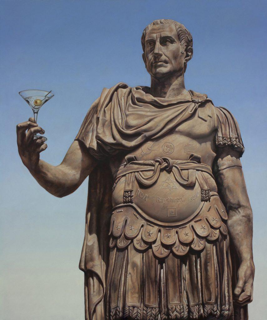 Monumental Nobodies, le sculture rivisitate di Matthew Quick | Collater.al 10