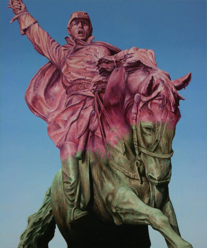 Monumental Nobodies, le sculture rivisitate di Matthew Quick | Collater.al 11