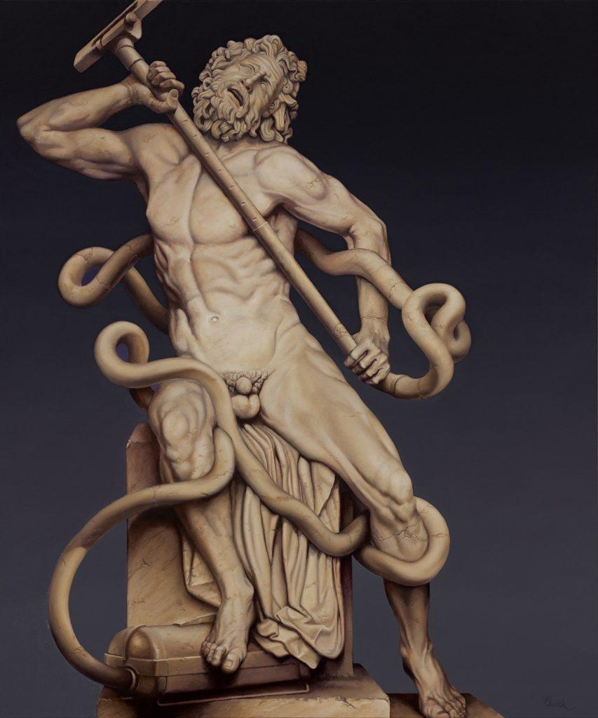 Monumental Nobodies, le sculture rivisitate di Matthew Quick | Collater.al 16