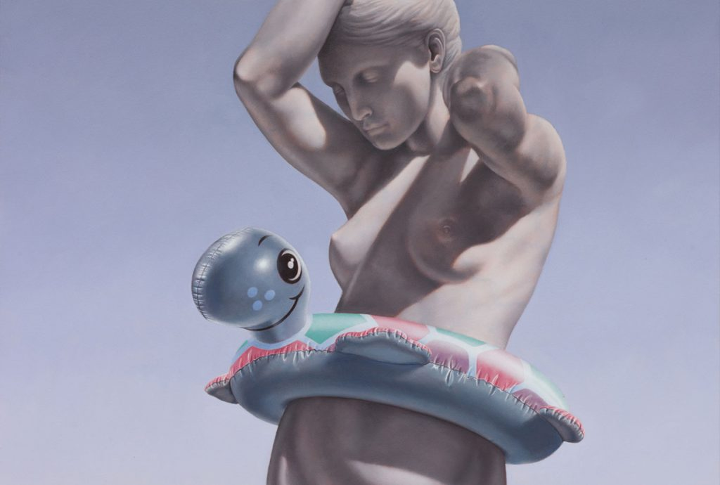 Monumental Nobodies, le sculture rivisitate di Matthew Quick | Collater.al 17