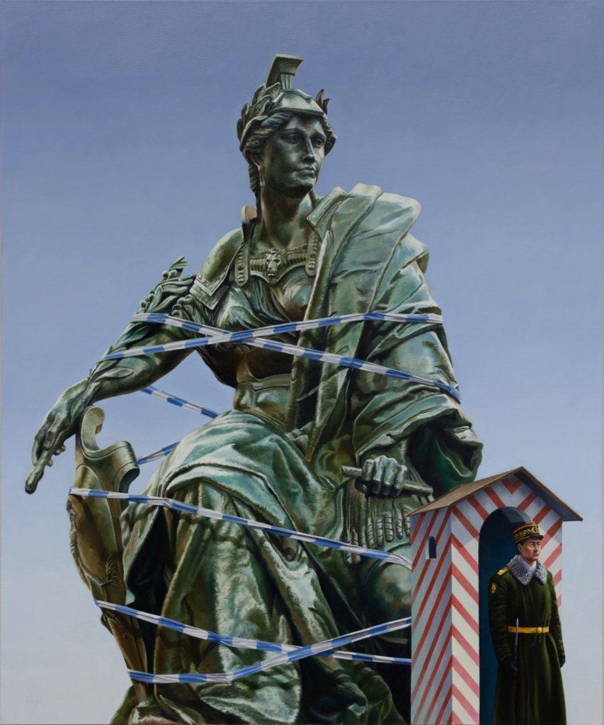Monumental Nobodies, le sculture rivisitate di Matthew Quick | Collater.al 18