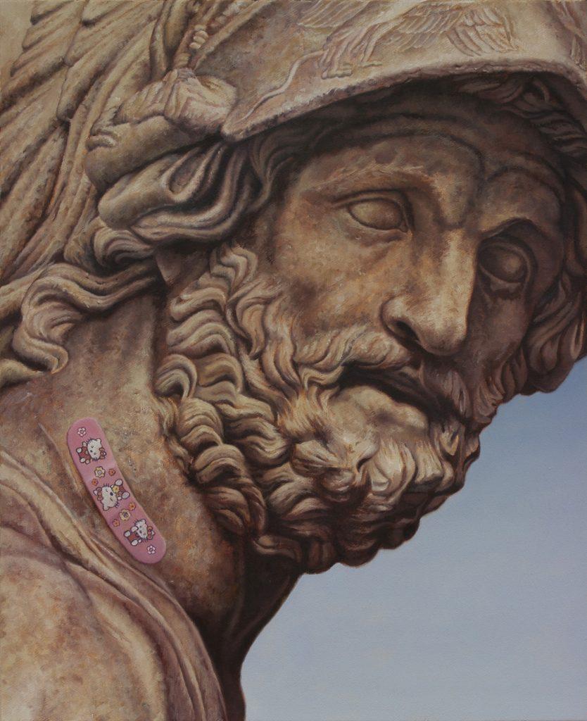 Monumental Nobodies, le sculture rivisitate di Matthew Quick | Collater.al 20