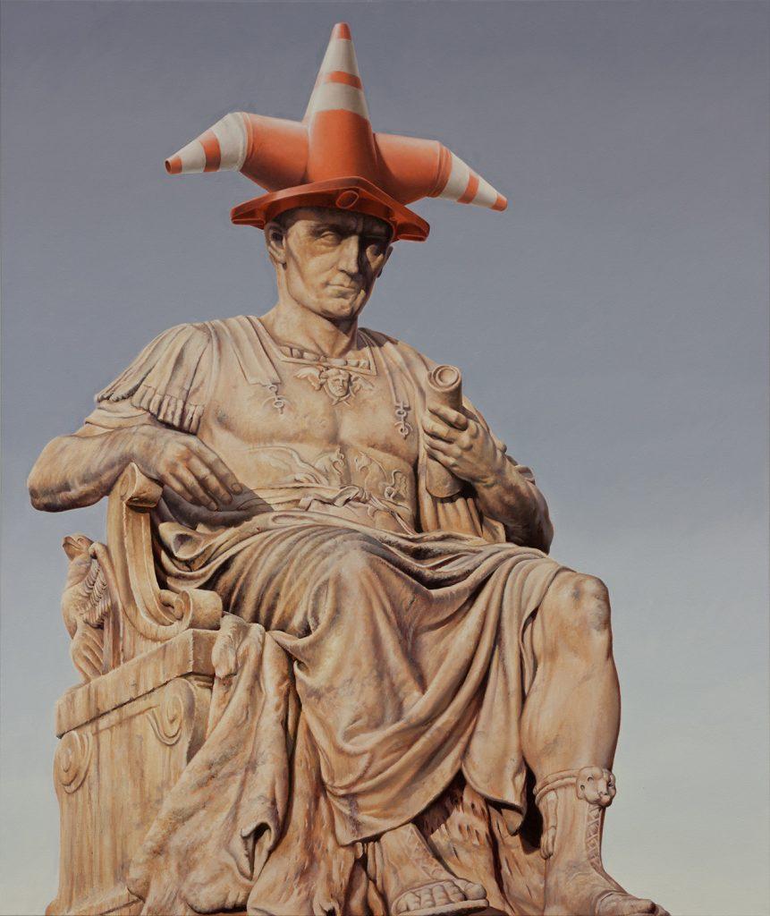Monumental Nobodies, le sculture rivisitate di Matthew Quick | Collater.al 3