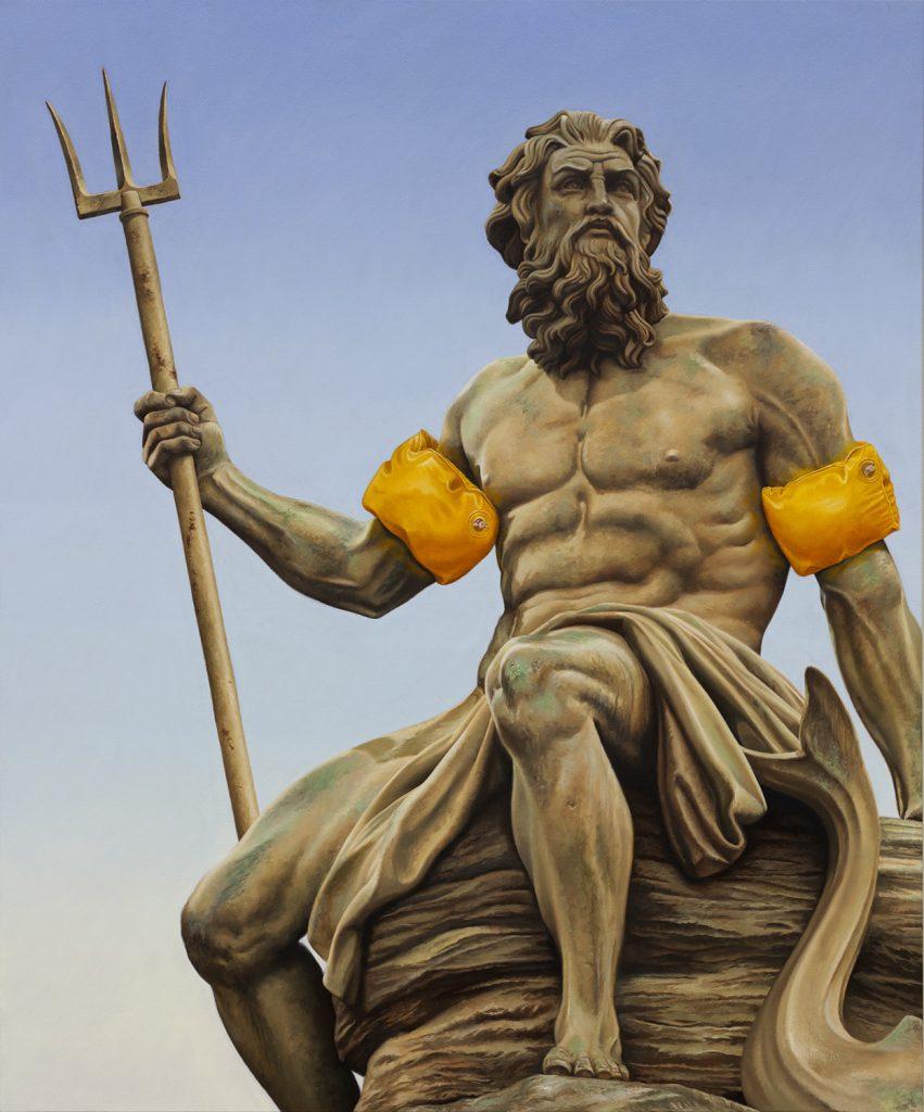 Monumental Nobodies, le sculture rivisitate di Matthew Quick | Collater.al 5