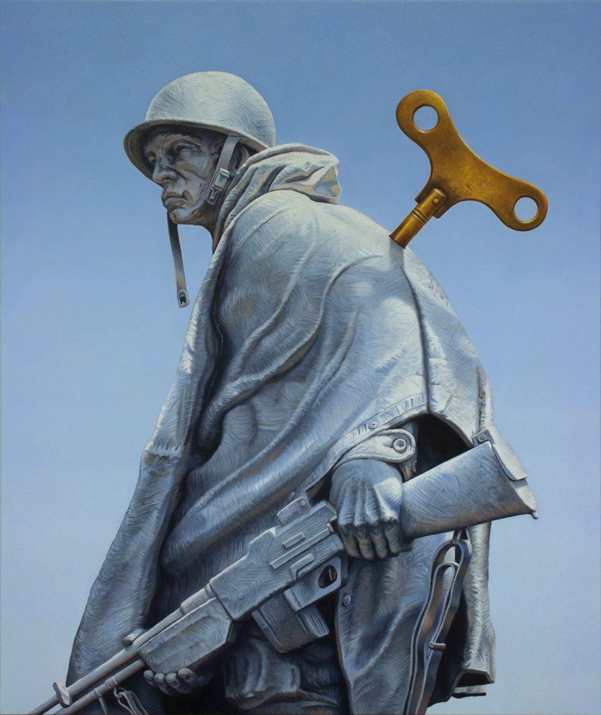 Monumental Nobodies, le sculture rivisitate di Matthew Quick | Collater.al 7