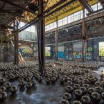 Narcissus Garden, arriva a New York una delle installazioni storiche di Yayoi Kusama | Collater.al 1