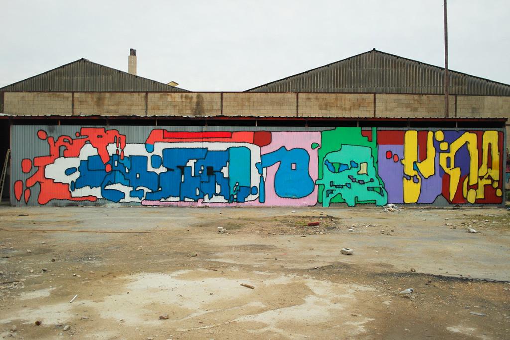 Post-Graffiti Stress Disorder, tutto pronto per la 5a edizione di Altrove Festival   Collater.al 8