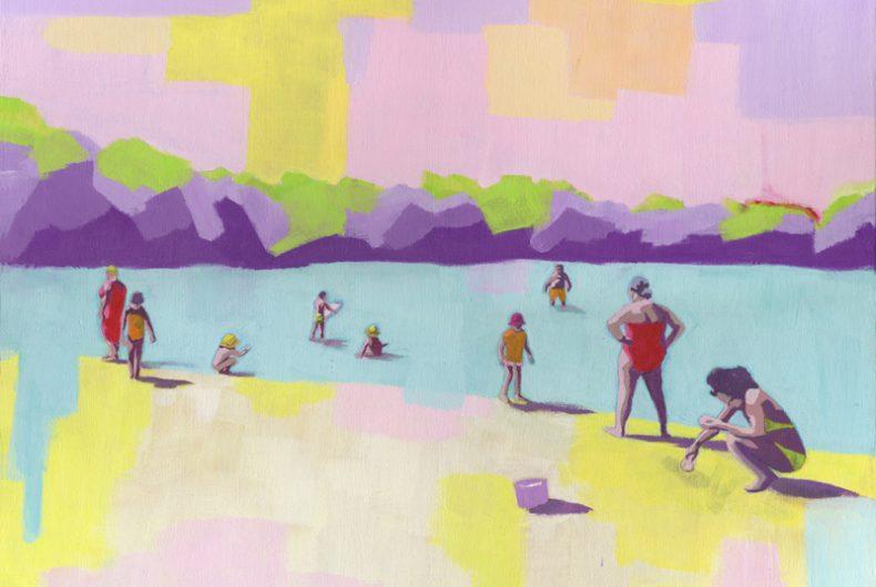 Shira Sela: ricordi di un caldo pomeriggio estivo