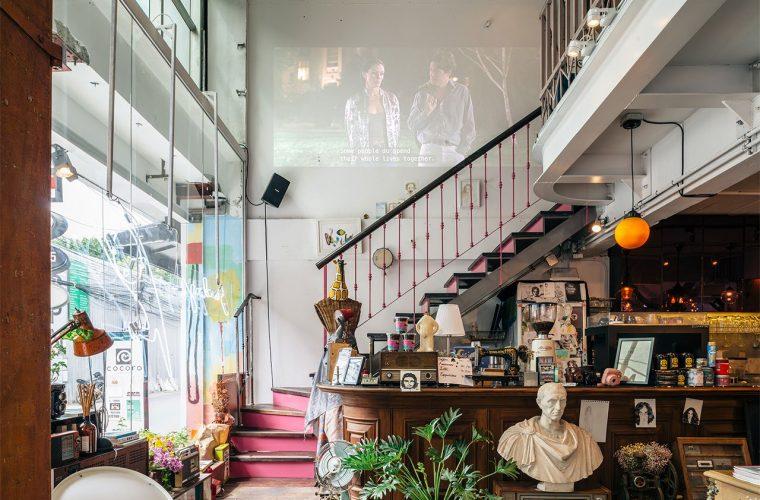 L'eccentrico Sundays, il ristorante a Bangkok firmato Flat12x