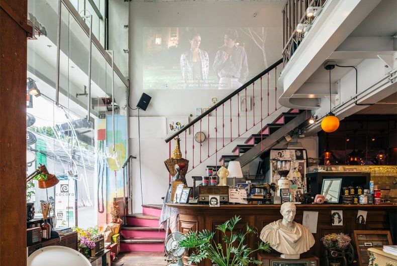 The eccentric Sundays, the restaurant in Bangkok signed Flat12x