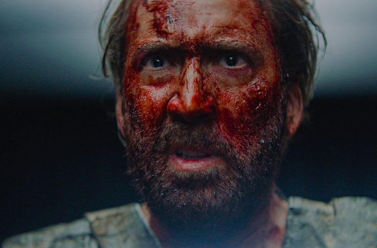 Uno sconvolgente Nicholas Cage nel trailer di Mandy